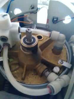 Dometic RO600C membrane pump service