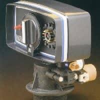 Fleck 5600 time clock water softener valve