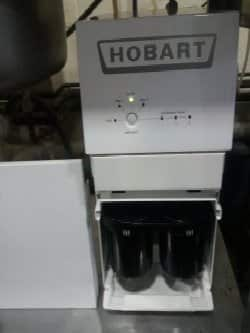 Hobart RO600C replaced filters and serviced