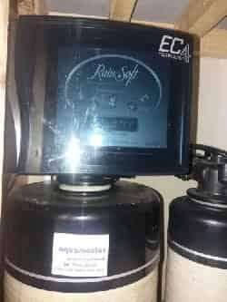 Rainsoft EC4 water softener service repairs